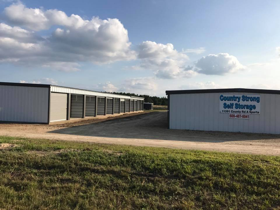 Country Strong Self Storage Buildings